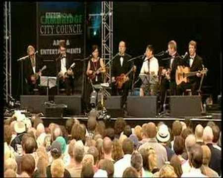 Ukulele Orchestra of GB - Shaft