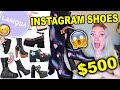 $500 LAMODA SHOE HAUL AND TRY ON!! BLACK FRIDAY 2020 | Are these Instagram Shoes Legit?!