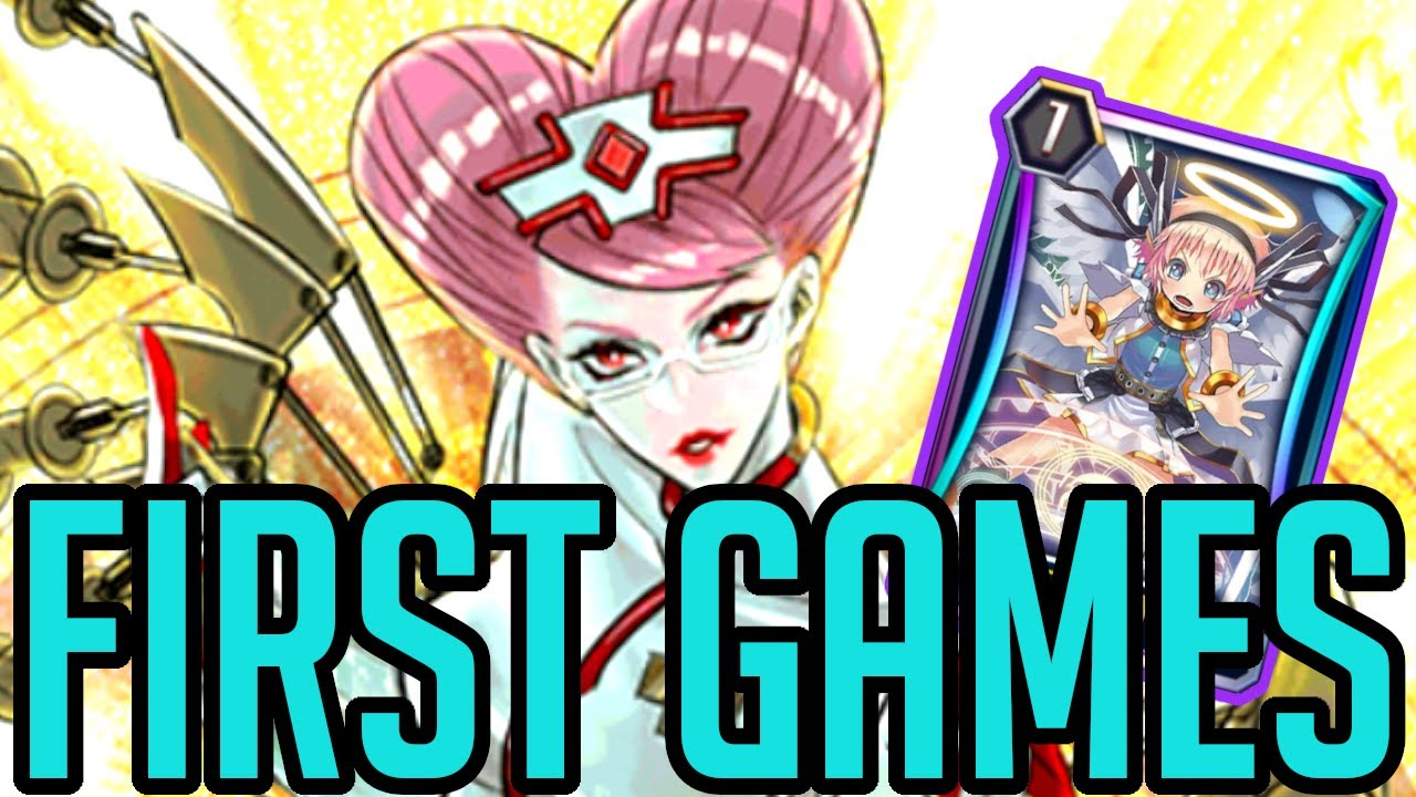 FIRST ANGEL FEATHER GAMES / Deck Profile and Fights / CARDFIGHT VANGUARD ZERO