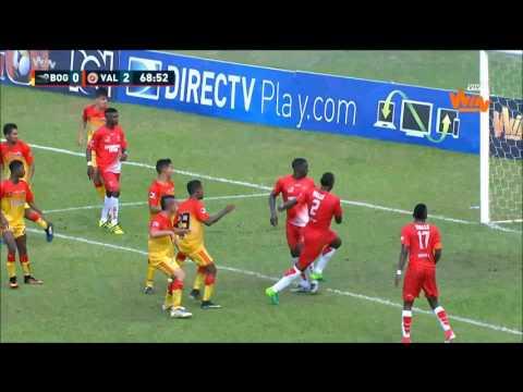 Campeonato Juvenil Difútbol Masculino | Bogotá 0 - 3 Valle | Win Sports