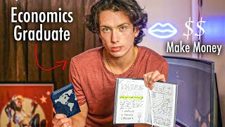How To Make Money as a Student While Studying at University & College... (5 Easy Ways)