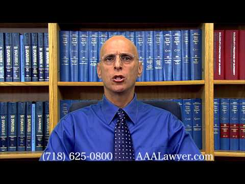 Brooklyn Accidents Lawyer | New York's No-Fault Law (AE-2)