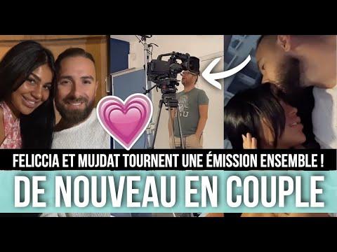MUJDAT ET FELICCIA DE NOUVEAU EN COUPLE, ILS PARTICIPENT À UN NOUVEAU TOURNAGE ! 💗🎥
