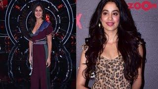 Katrina Kaif rocks power shoulder trend | Janhvi Kapoor's failed red carpet look | Style Today