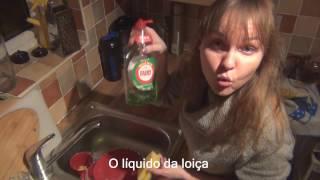 Курсы португальского языка. Уборка дома - Урок 20 (часть 1)