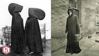 Fakta Mengejutkan dibalik Kostum menyeramkan nan Misterius Dokter berkepala burung