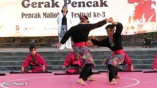 Pencak Silat Jagabaya (Pusaka Mande Muda) - Pencak Malioboro Festival 2014