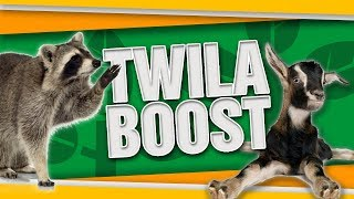 TWILA Boost -- Funny Animals