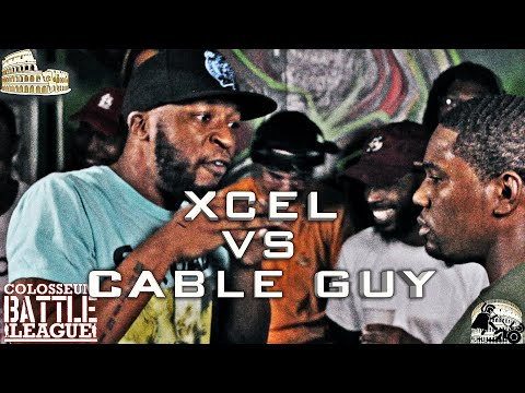 The Colosseum Battle League - Xcel vs Cable Guy - Summer Turmoil