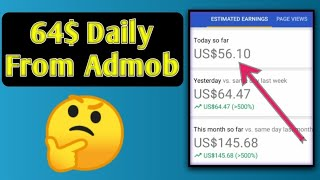 64$ Daily From Adomb !! 😍