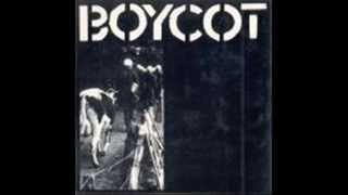 Boycot - Protest