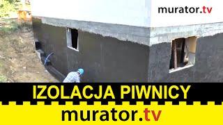 Dobra izolacja przeciwwodna ścian piwnicy. Jak ją wykonać?