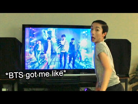 my family and I react to BTS Billboard Music Awards Fake Love Performance LIVE