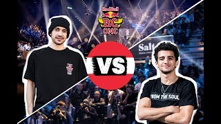 Red Bull BC One Cypher Austria 2018 | Semifinal: Valo vs. The Wolfer