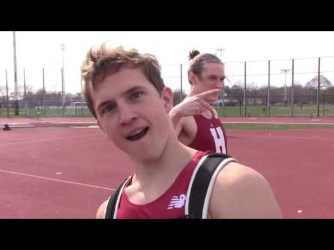 Harvard Track and Field 2017