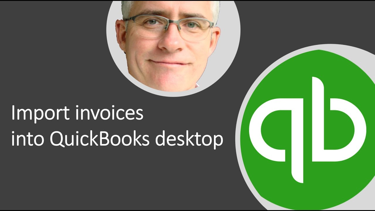 Import invoices into QuickBooks - Zed Systems