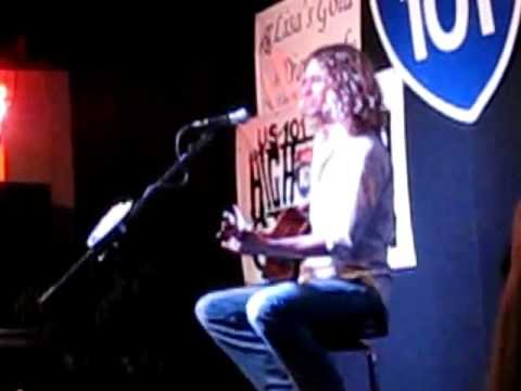 Casey James Plays The Chattanooga Billiards Club On 11-16-2011 Intro Plus 3 Songs