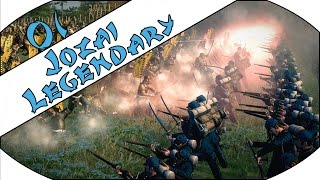 Welcome to my Let's Play of Total War: Shogun 2 - Fall of the Samur...