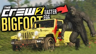 BIGFOOT & More Easter Eggs?! | The Crew 2