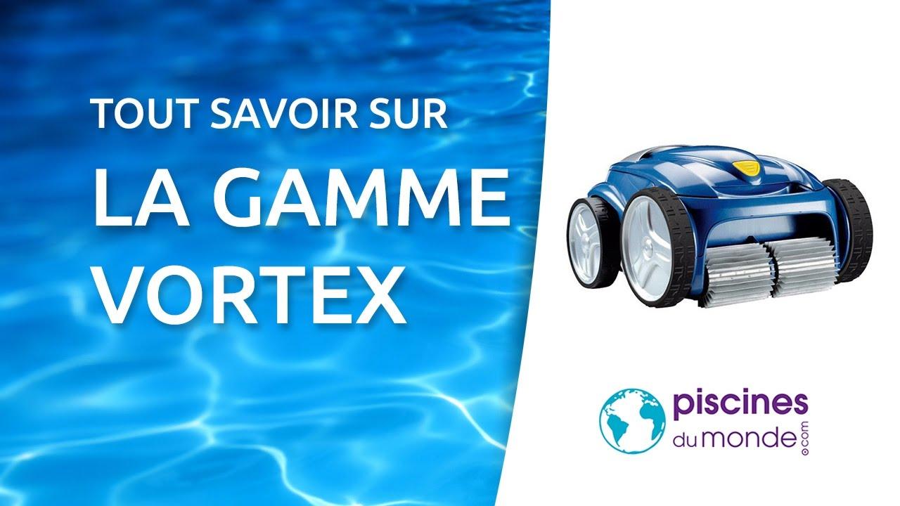 Robot piscine vortex zodiac pool care youtube for Aspirateur piscine zodiac vortex 3 4wd