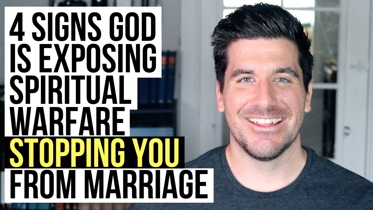 Satan Is Trying to Prevent Your Future Marriage If . . .