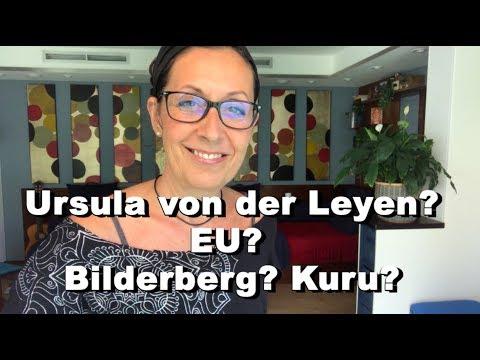 Ursula von der Leyen? EU? Bilderberg? Kuru? - LOVEstorm people ❤ TV