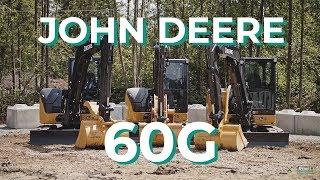 IS IT THE MOST POPULAR EXCAVATOR??? John Deere 60G SPECS - www.Rent1.ca
