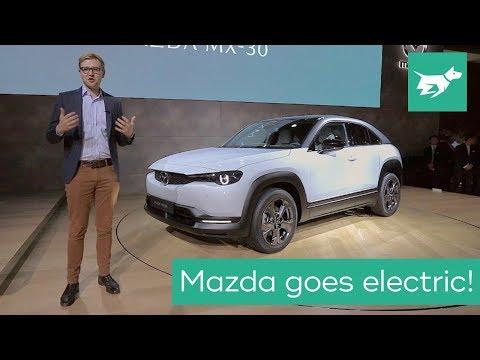 Mazda MX-30 2020 review walkaround –electric SUV