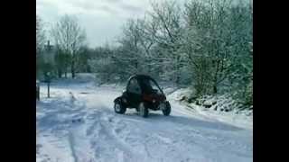 secma Qpod sport fun in the snow