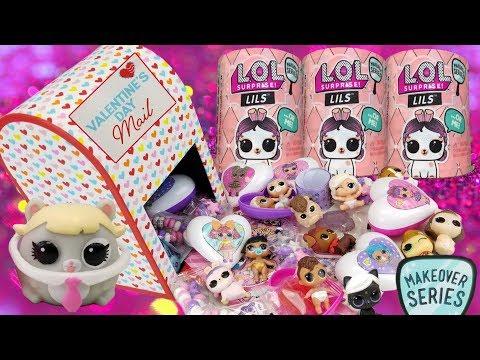 LOL Surprise Fuzzy Pets L.O.L Brand new makeover series 7 surprises