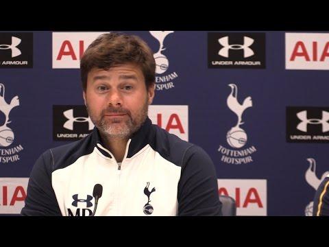 Mauricio Pochettino Full Pre-Match Press Conference - Tottenham v Crystal Palace