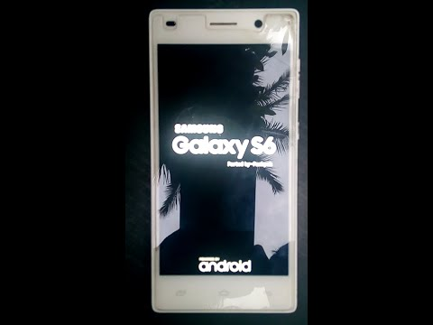 Flash Galaxy S6 custom ROM on intex aqua power plus #Successfully