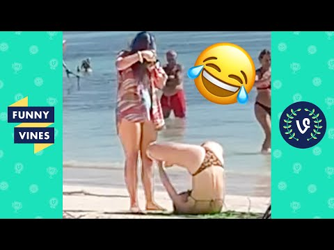 INFLUENCERS IN THE WILD (PT.1)   FUNNY VIDEOS