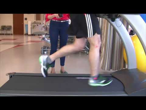 Gait Analysis At The Running Clinic