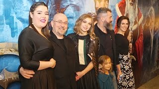 Премьера фильма Дед Мороз: Битва Магов (Ded Moroz: Bitva Magov Premiere)