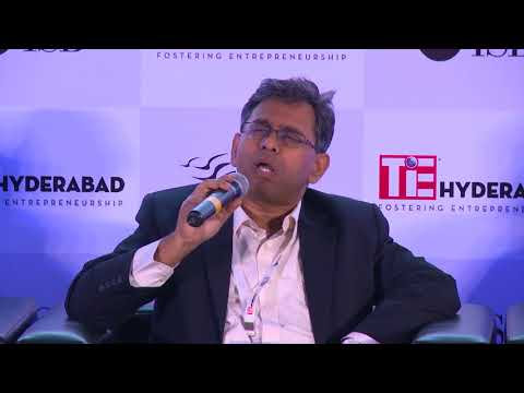 Technology Enablers | IOT | AI | Blockchain | ML | Analytics | TiE ISB Connect 2017