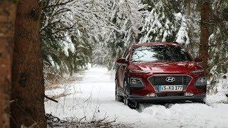 2018 Hyundai Kona 1.6 T-GDI Style 4WD - Review, Fahrbericht, Testdrive