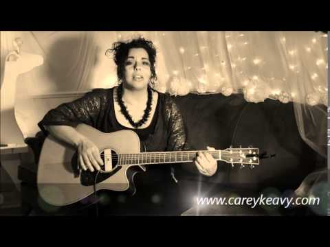 Creep (Radiohead) -- Cover by Carey Keavy