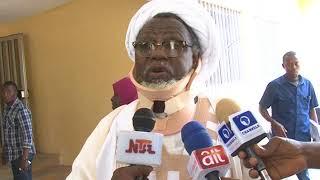 Interview: El- Zakzaky, Shiite Leader is Alive (Excerpt)