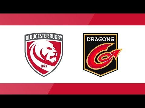 Gloucester Rugby V Dragons - Live Stream