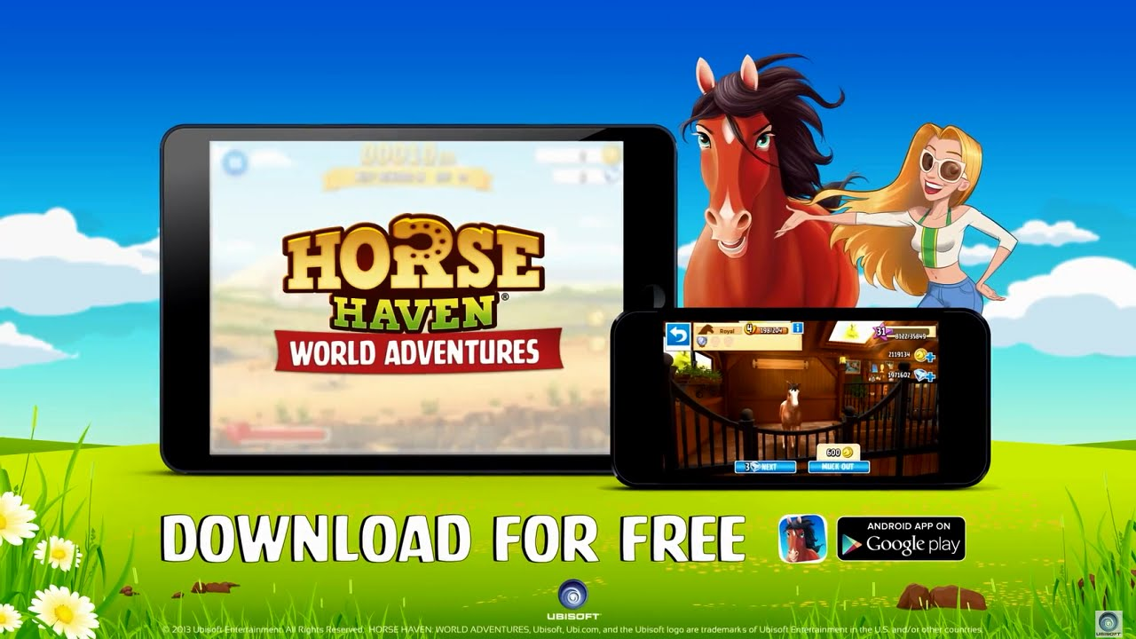 Ubisoft's Horse Haven World Adventure Is The Unholy Intersection Of