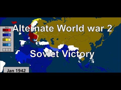 Alternate World War 2: Soviet Victory