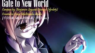 LMMS - Gate to New World - djreb15 [TSDM 5th ALBUM] Track 5