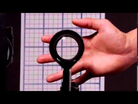 Scientists make an invisibility cloak using off the shelf optical lenses