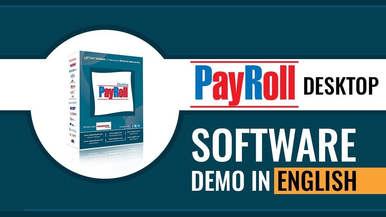 Gen Payroll Software Demo - SAG Infotech
