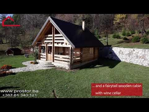 PROSTOR Real Estate presents: A unique land plot FOR SALE, Poljine - Sarajevo