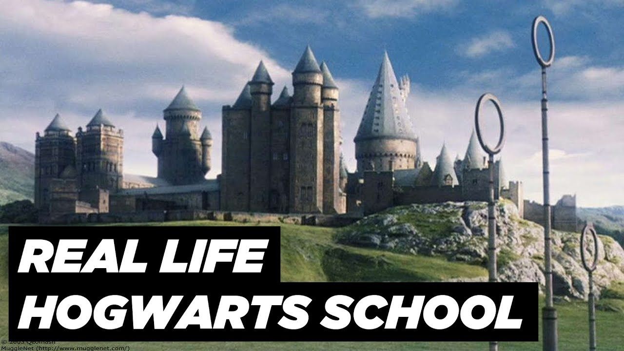 There Is A Real Life Hogwarts School In Poland