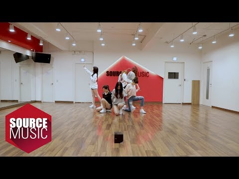 여자친구 GFRIEND - 밤 (Time For The Moon Night) Dance Practice ver.