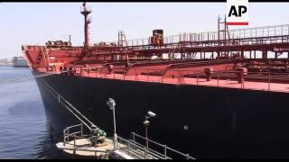 Rebels capture tanker loaded with oil en route to Tripoli