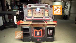 The Home Depot® Workbench Available Exclusively At Toys R Us!